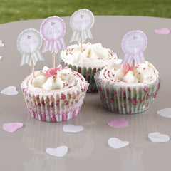 Frills & Spills Cupcake Picks 20 Pack