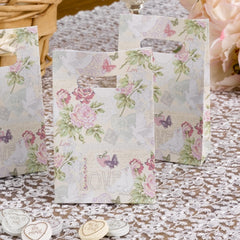 'With Love' Favour Bags 10 Pack