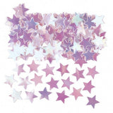 Iridescent Star Table Confetti