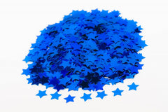Blue Star Table Confetti