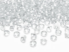 Clear Diamantes (12mm)