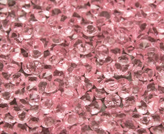 Pink Diamantes / Table Crystals (6mm)