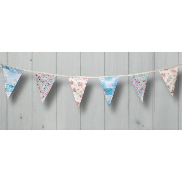 Cotton Bunting 'Country Garden'