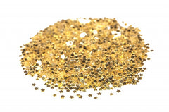 Gold Mini Star Table Confetti