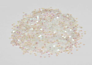 Iridescent Mini Star Table Confetti