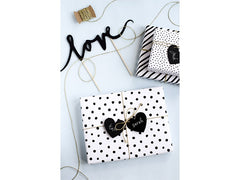 'Love' Cake Topper (Black)