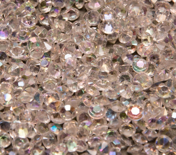 Iridescent Table Crystals / Scatter Crystals (6mm)