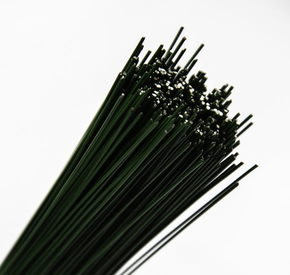 Green Stub Wire 22 SWG x 20 Inches (250g)