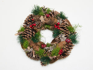 Natural Wreath (30cm)