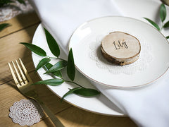Wooden Place Cards