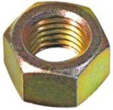 7/16-20 Grade 8 Hex Nut (25 count)