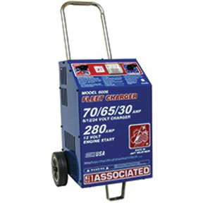 ASO6006 Associated Equipment 6006 6/12/24-Volt Heavy-Duty Fast 586vm409h7 Charger 438ocdnxxom adkler vnjker34 Fleet d5ef619fsfp charging power with a cranking assist p0d73