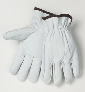 Tillman 1415L Top Grain Goatskin Drivers Gloves - L by Tillman