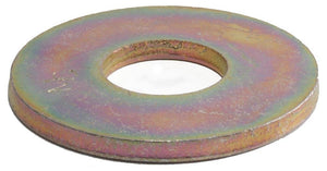 5/16 Grade 8 USS Flat Washer Yellow Zinc Plated (100)