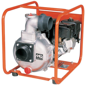 "Multiquip QP303H Gasoline Powered Centrifugal Pump with Honda Motor, 5.5 HP, 245 GPM, 3"" Suction & Discharge"