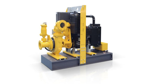 Atlas Copco Centrifugal Diesel Driven Dewatering Pumps