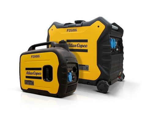 Atlas Copco Ip Portable Generators
