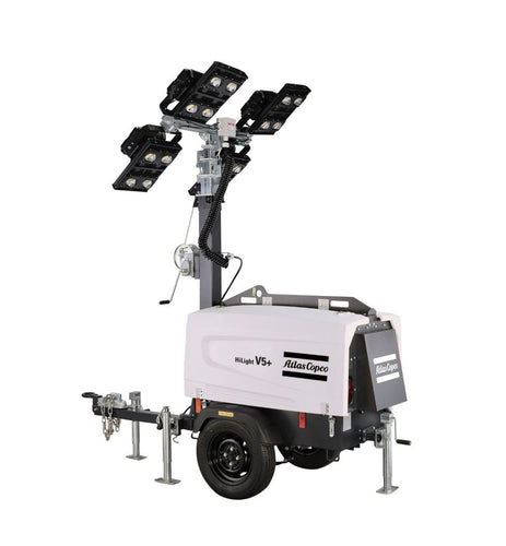 Atlas Copco Led Light Tower Hilight V5+