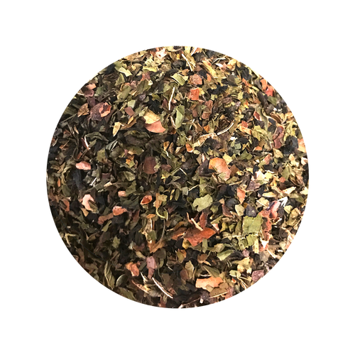 Mint Cacao Organic Whole Leaf Tea