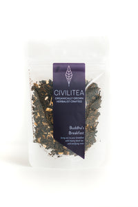 Buddha's Breakfast Dry Leaf Tea