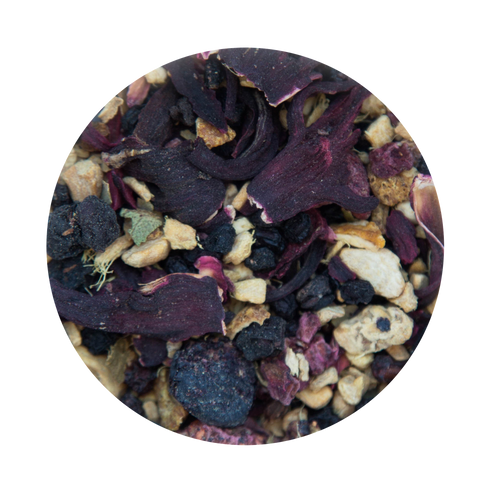 Ginger Berry Whole Leaf Organic Tea