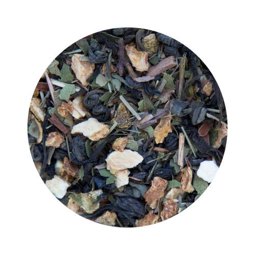 Lemon Myrtle Organic Whole Leaf Green Tea