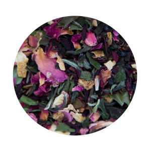 Rose White Organic Whole Leaf Tea