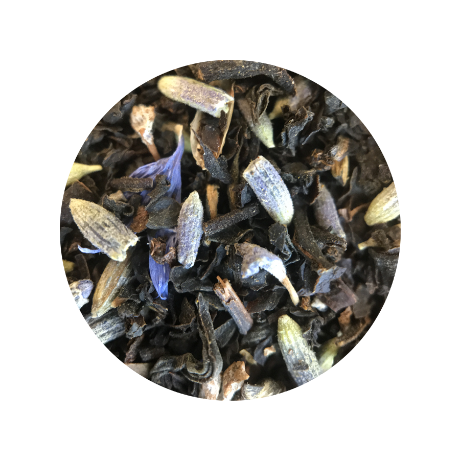 Lavender Earl Grey Organic Whole Leaf Tea