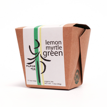 Lemon Myrtle Organic Green Tea