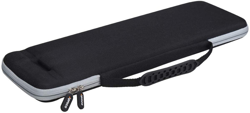 Aproca Hard Carry Travel Case for Logitech K830 Illuminated Living-Room Keyboard