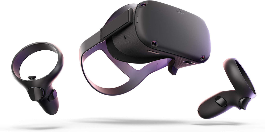 Oculus Quest All-In-One VR Gaming System (64GB)