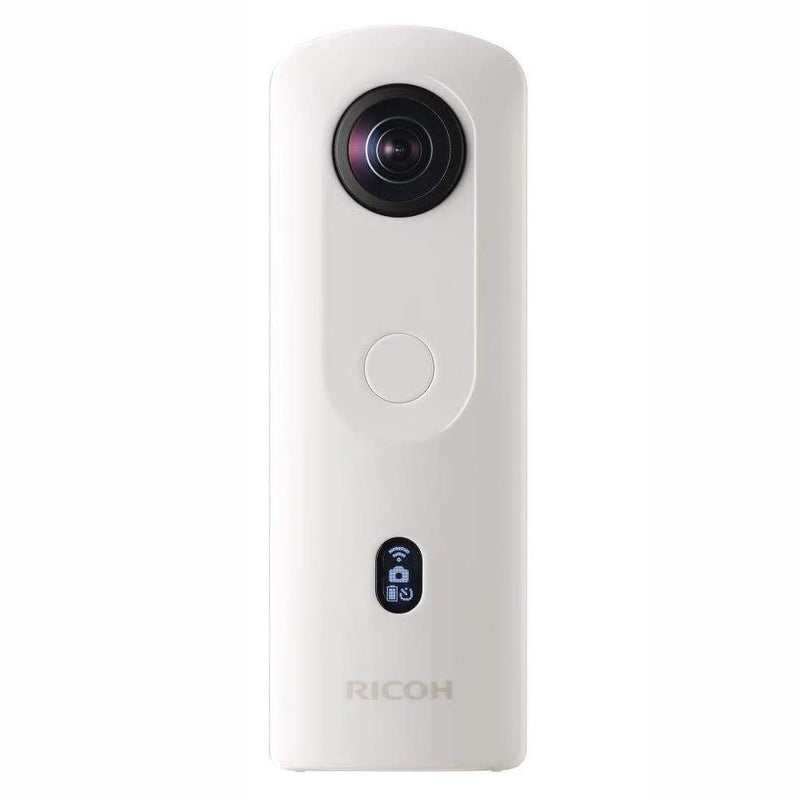 Ricoh Theta SC2 360 Camera - White