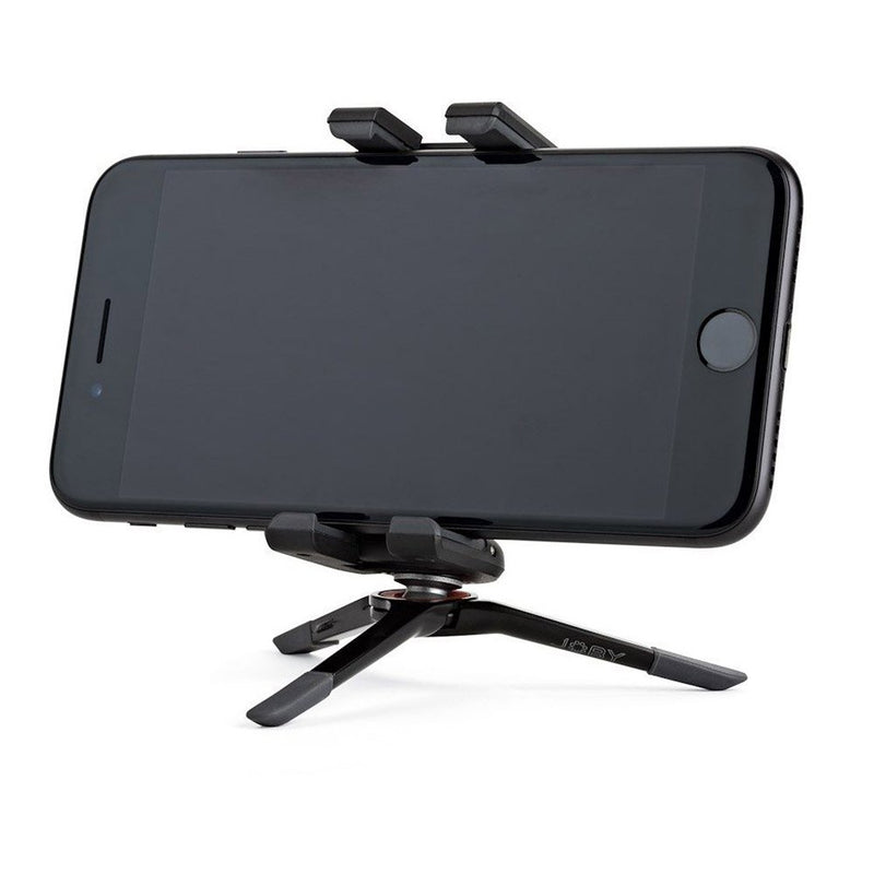 JOBY GripTight ONE Micro Stand with Compact Stand for Smartphones - Black