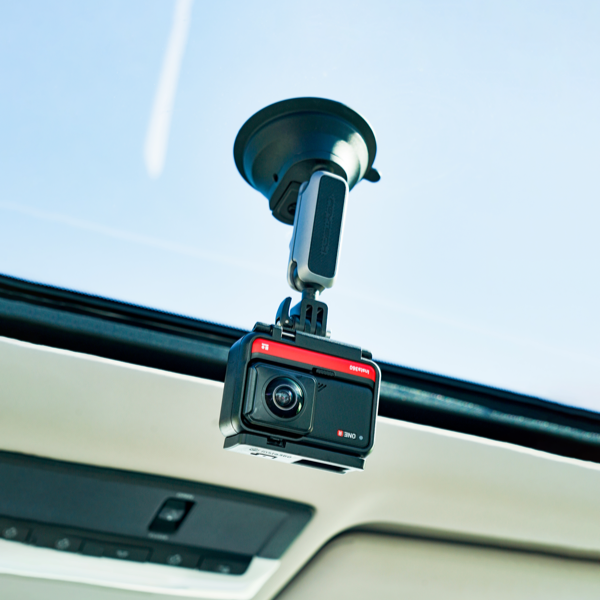 Insta360 - Suction Cup Car Mount