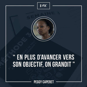 Avis M3 Journal Peggy Carperet