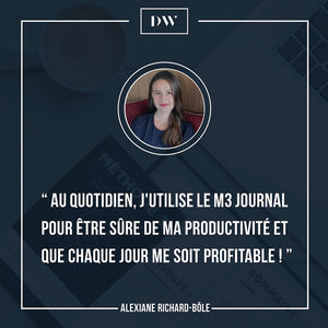 Avis M3 Journal Alexiane Richard Bole