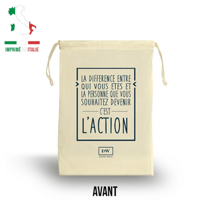 Etui en Coton 100% Naturel