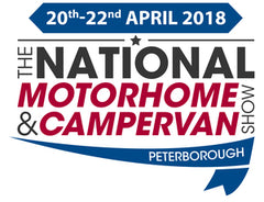 The National Motorhome & Campervan Show 2018