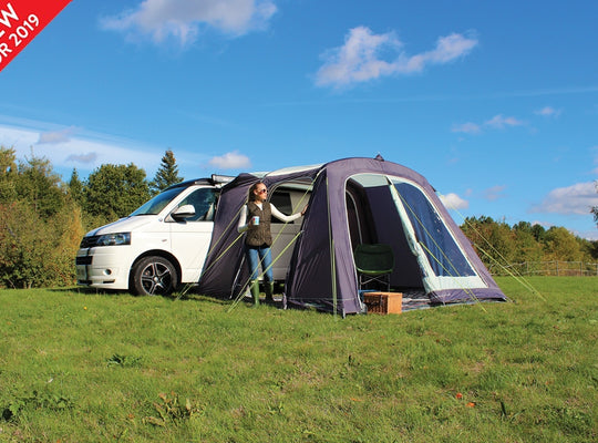 Outdoor Revolution Turismo Air Driveaway Awning (2019)