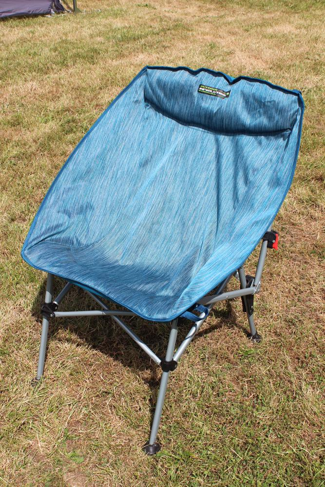 Outdoor Revolution Compact Camping Hug Chair - Blue