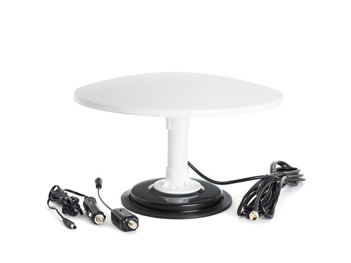 Kuma Cosmos Enclosed Omni-Directional TV Aerial w/ Magnetic Base