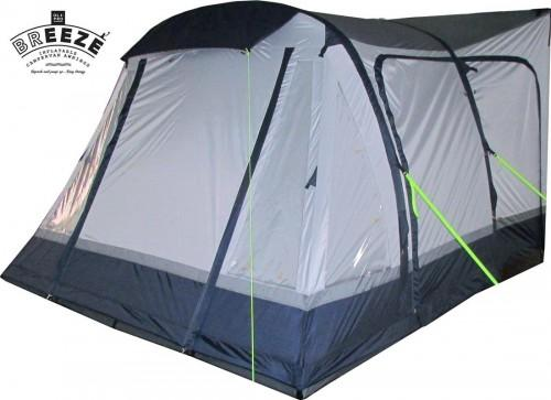 OLPRO Loopo Breeze Inflatable Campervan Awning Blue