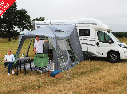 Outdoor Revolution Cayman Air Driveaway Awning (2019)