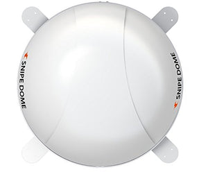 SNIPE Dome Low Profile Automatic Satellite Antenna for Caravan
