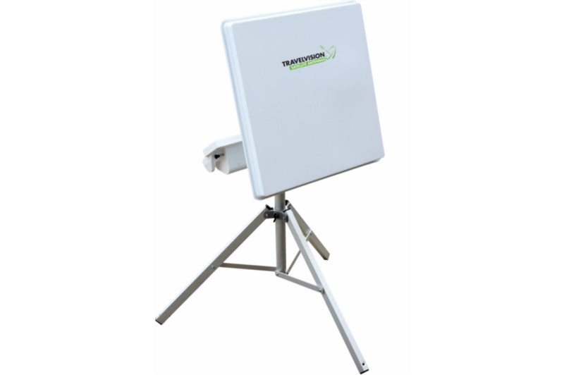 Travel Vision R7-Flat  Automatic Portable Satellite Antenna