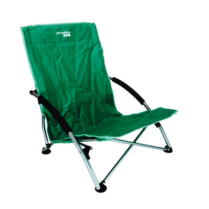 Yellowstone Low Profile Camping Chair - Blue