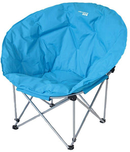 Yellowstone Deluxe Orbit Camping Chair - Blue