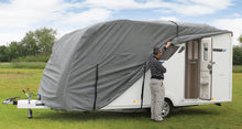 Quest Leisure Caravan Cover in Grey - Various Sizes