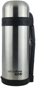 Yellowstone 1.5 Litre Stainless Steel Flask