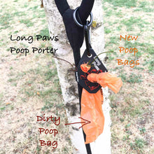 Long Paws Poop Porter with Carrier